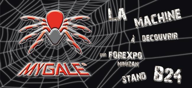 DAIRON IWS présentera son nouveau COVER-CROP « MYGALE ® » sur FOREXPO