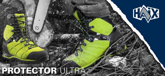 EBM Distribution présente la Nouvelle HAIX Protector Ultra !