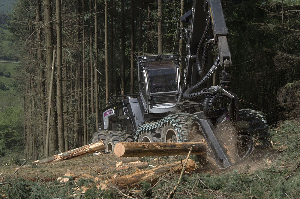 materiel forestier marville