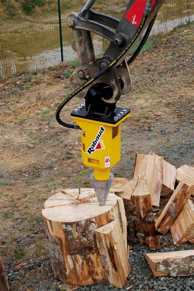 Rabaud compl te sa gamme d quipements forestiers nouveaut s des forestiers - Vrille a bois ...