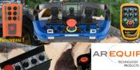 Nouvelle radiocommande ( entièrement rechargeable ) chez AREQUIP