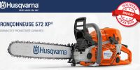 Husqvarna lance sa dernière génération de tronçonneuses 70 cc