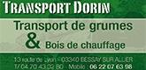– Transport Dorin –